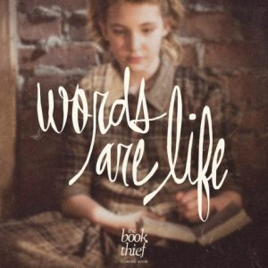 Words-are-Life The Book Thief Content Writer for small businesses