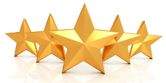 5-star-rating-content-marketing-my-words-work-for-you