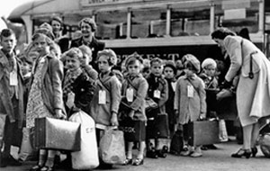 Evacuees World War II Storytelling Content Writer My Words Work For You