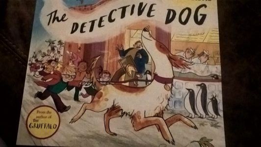The Detective Dog Book Storyteller Content Writer My Words Work For You