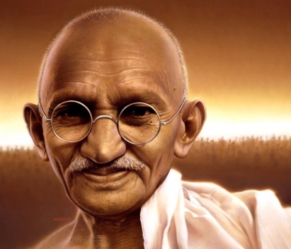 Mahatma Gandhi's teachings for all those willing to learn