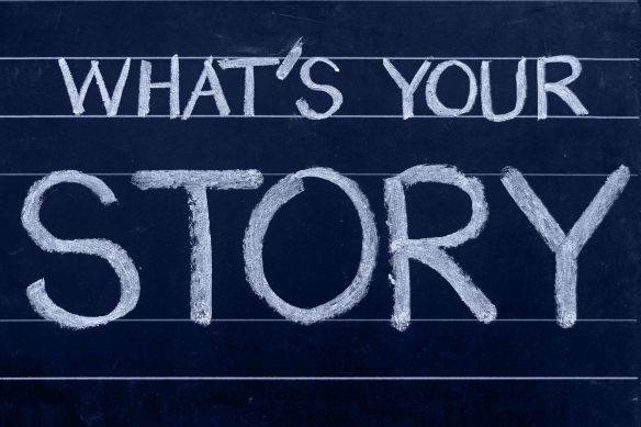 blackboard-chalk-What's Your Story Content Writer My Words Work For You