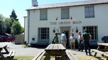 The Green Man Thriplow Community Owned Pub